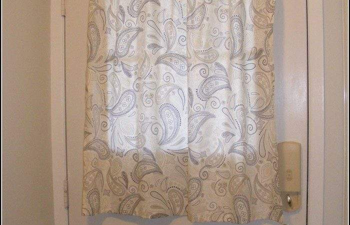 Swing Arm Curtain Rods French Doors Curtains Home