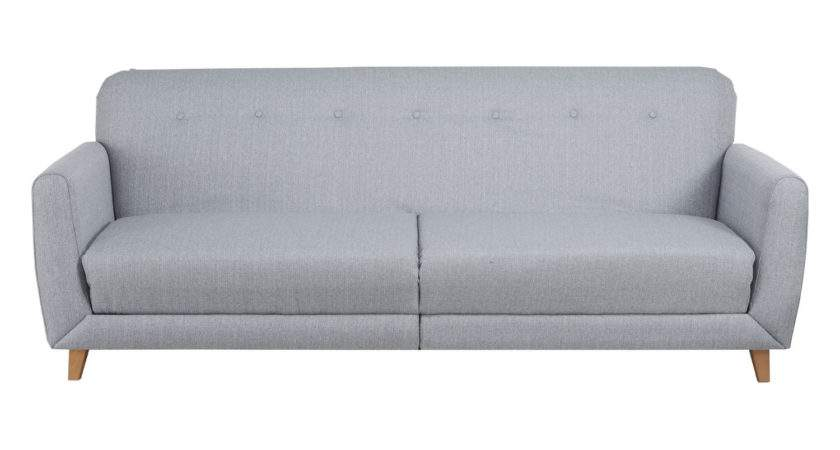 Sydney Seater Fabric Sofa Bed Next Day Select