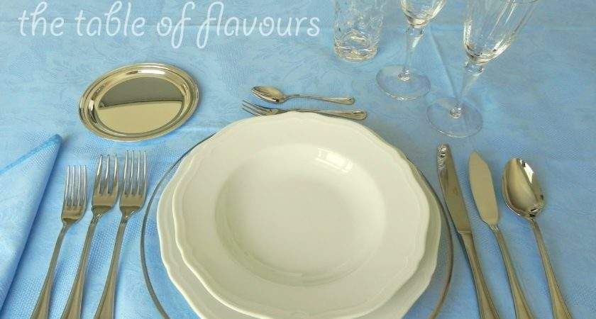Table Flavours Basic Rules Formal