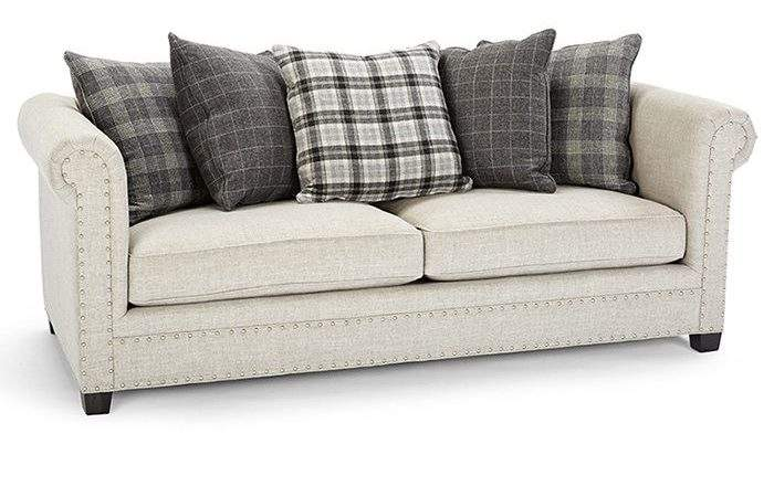 Tartan Sofa Art Shoppe Luxury Furniture Store Toronto