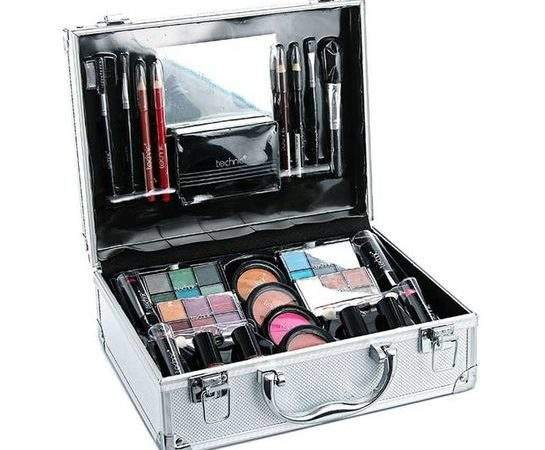Technic Large Train Case Cosmetics Fragrance Direct
