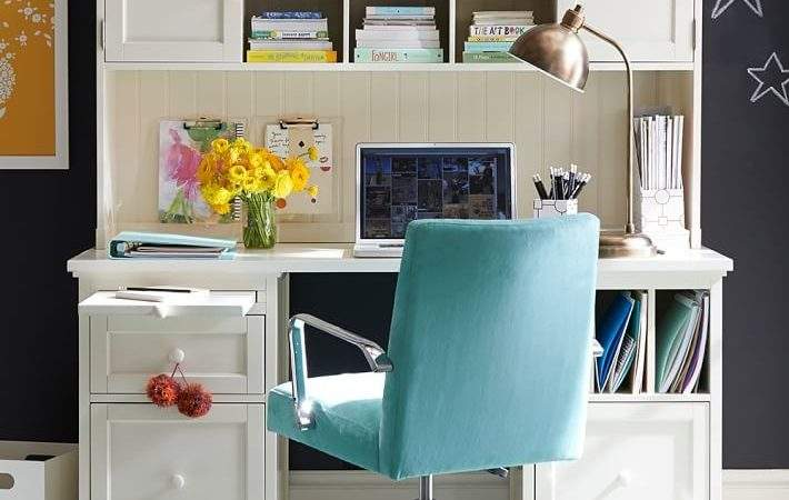 Teenage Desk Chairs Great Large Office Chairblue