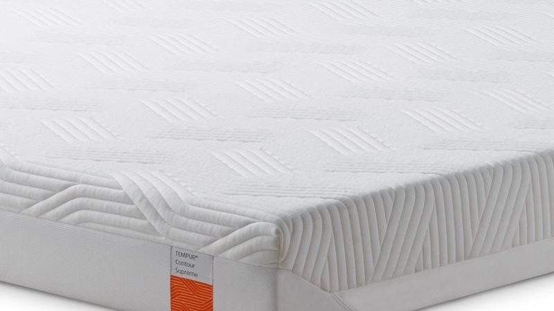 Tempur Contour Supreme Mattress