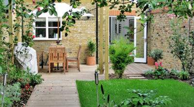 Terraced Garden Design Ideas Outdoortheme