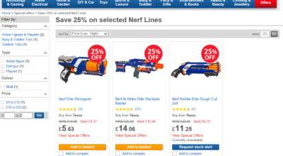 Tesco Direct Electricals Home Furnishing Toys More Html