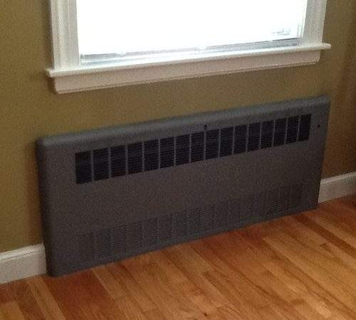 These Metal Radiator Covers Safe Paint