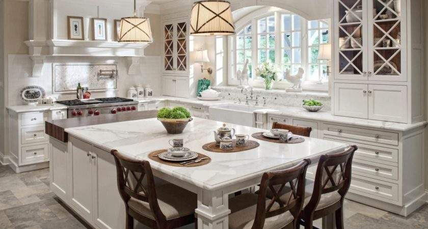 These Stylish Kitchen Island Designs Have
