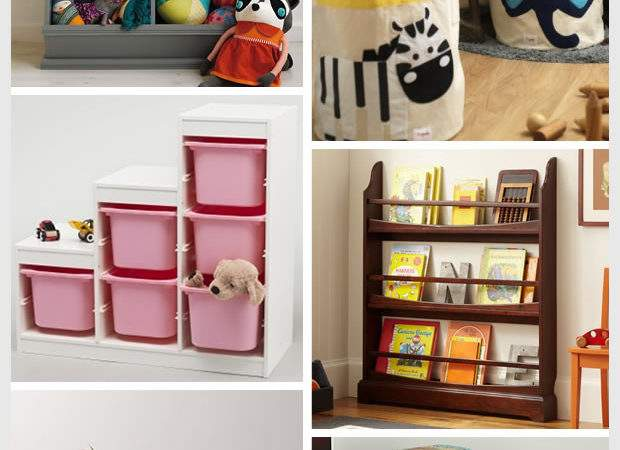 Things Love Children Storage Solutions Vicky Barone