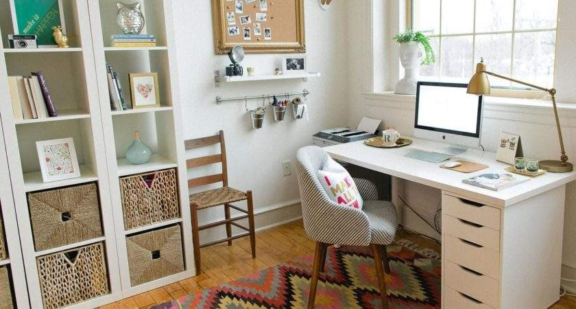 Tidy Shelves Keep Your Workspace Uncluttered