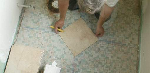 Tile Bathroom Floor Today Homeowner