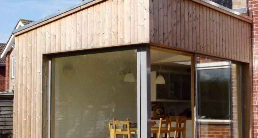 Timber Clad Extensions Style Guide Real Homes