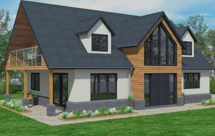 Timber Frame Self Build Homes Scandia Hus