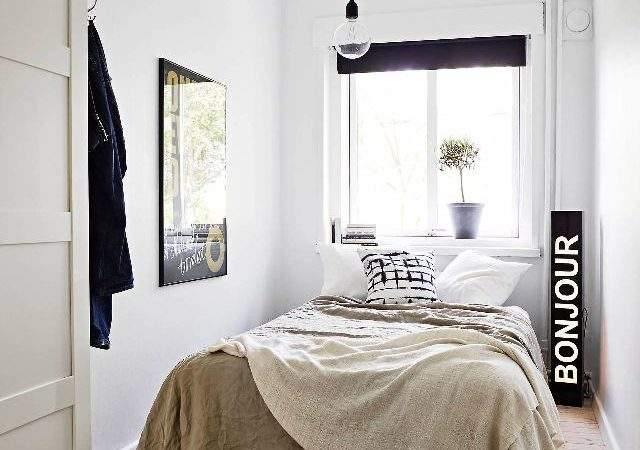 Tiny Bedrooms Huge Style Mydomaine