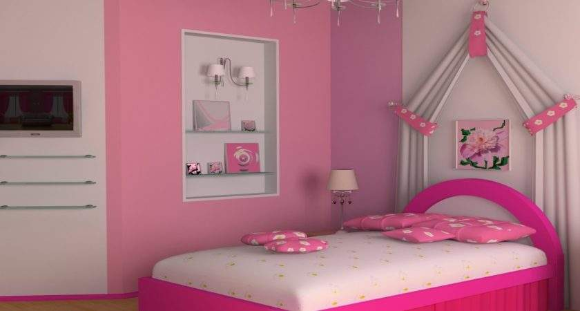 Tiny Space Ideas Bedroom Girls Room