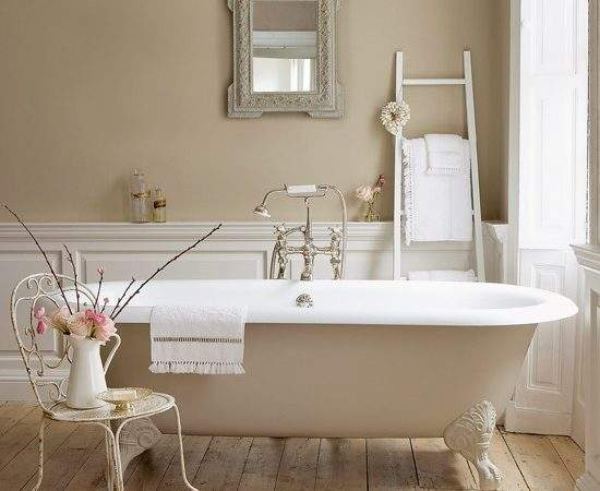 Tips Painting Bathrooms Neutral