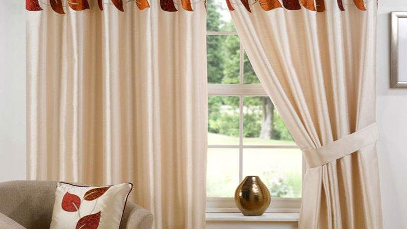 Tips Sprucing Room Eyelet Curtains Ebay