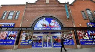 Tis Season Christmas Pop Shop Opens Walsall