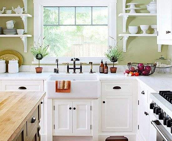 Today Country Kitchen Decorating Budget Decorator