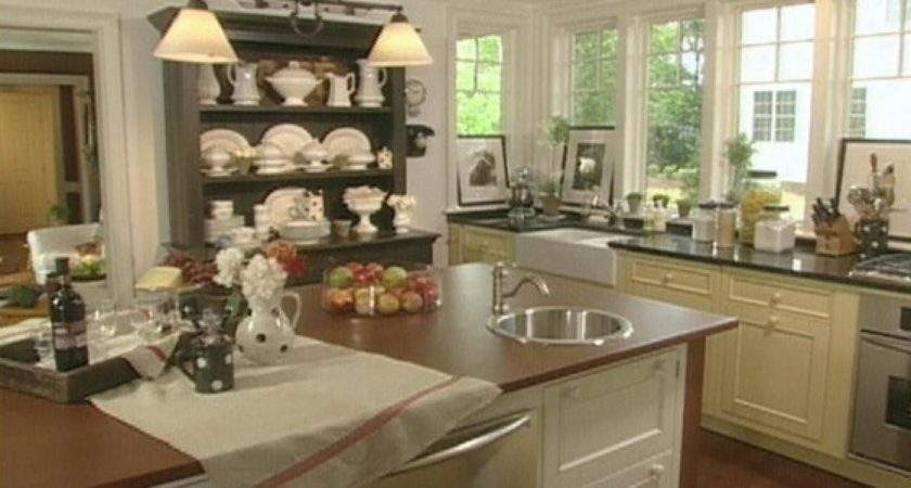 Today Country Kitchens Hgtv