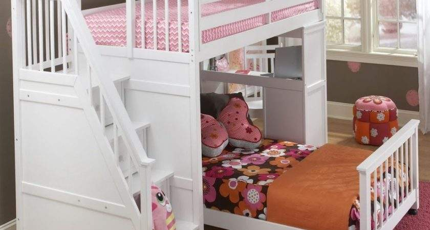 Toddler Bunk Beds Stairs Home Design Ideas