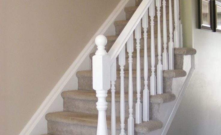 Top Best Painted Stair Railings Ideas Pinterest
