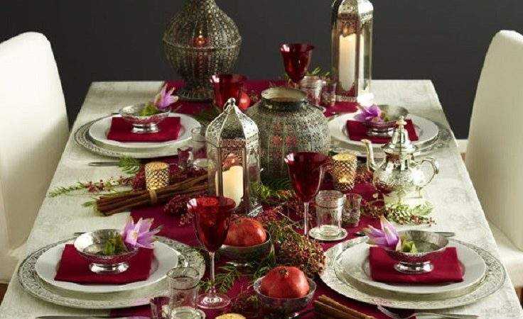 Top Inspirational Ideas Christmas Dinner Table
