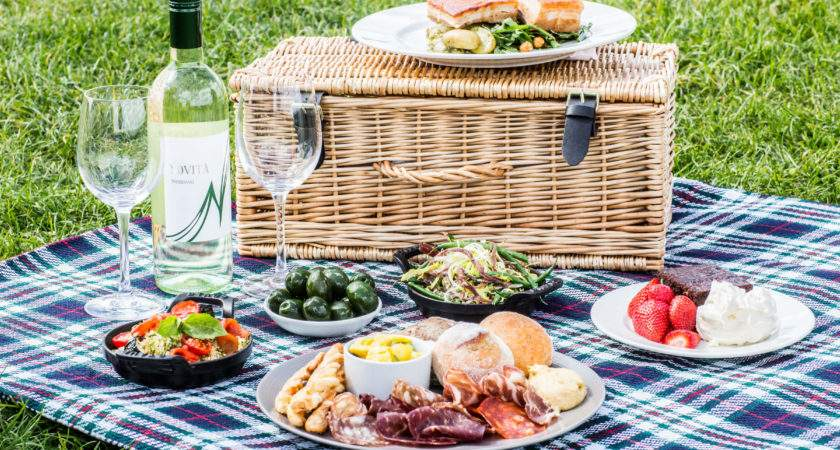 Top Picnic Hampers London Time Magazine