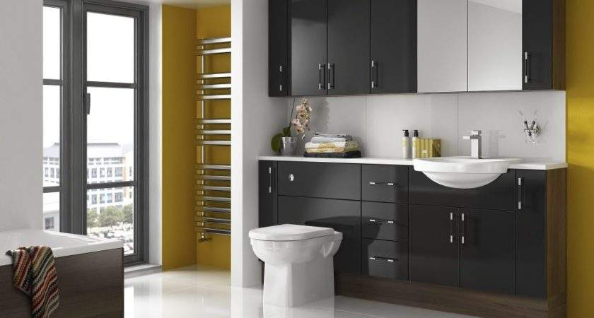 Top Small Fitted Bathroom Furniture Trends