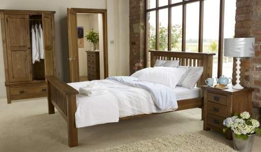 Toulouse Wooden Bed Frame Bensons Beds Harveys