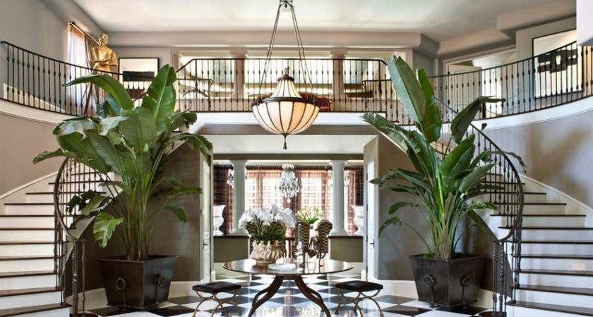Tour Kris Jenner California Mansion Instyle