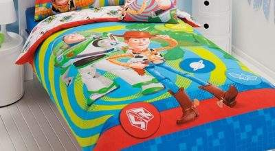 Toy Story Might Trio Quilt Cover Set Target Australia