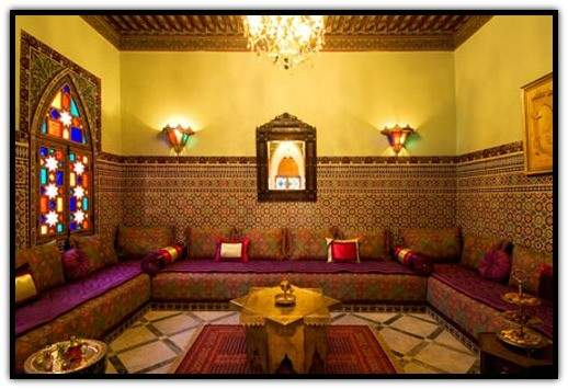 Traditional Arabic Style Seating