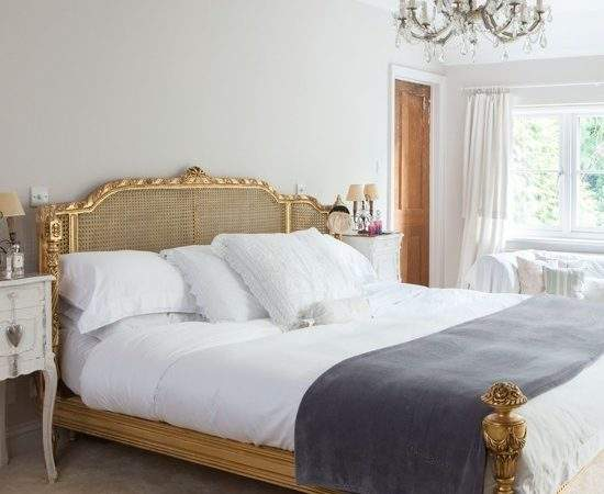 Traditional French Style Bedroom Decorating