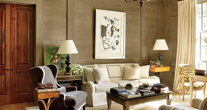 Traditional Living Room Suzanne Kasler Interiors