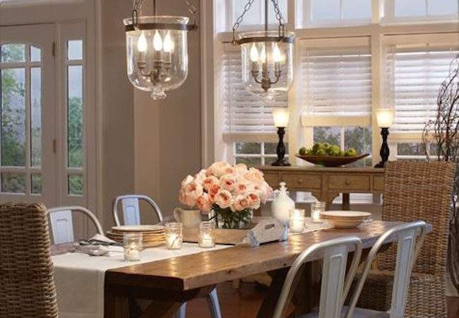 Transform Your Dining Area Farmhouse