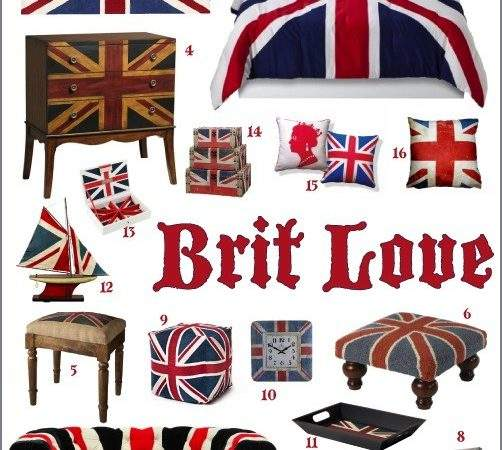 Trend Topic Everyone Loves Brits Union Jack