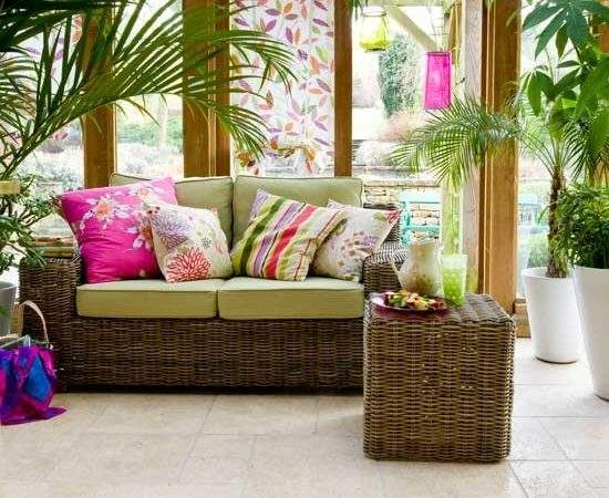 Tropical Conservatory Conservatories Decorating Ideas