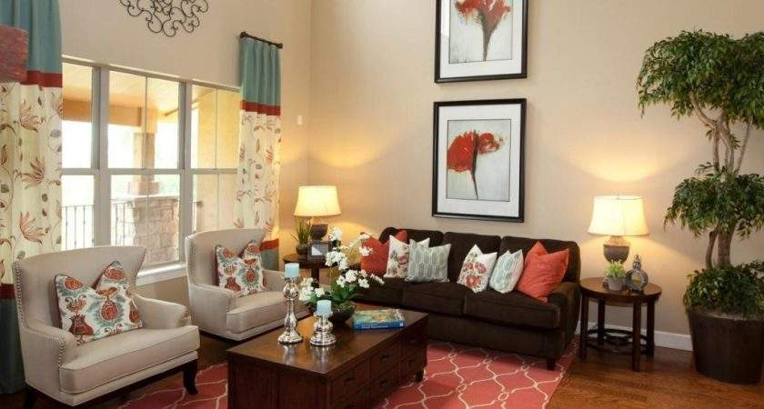 Turquoise Black Bedroom Brown Living Room Decorating