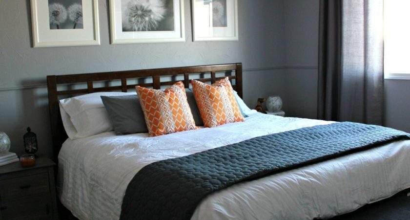 Turtles Tails Master Bedroom Before After