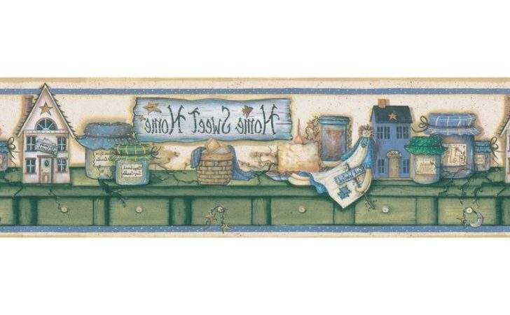 Tuscan Borders Kitchen Country Themed Tile