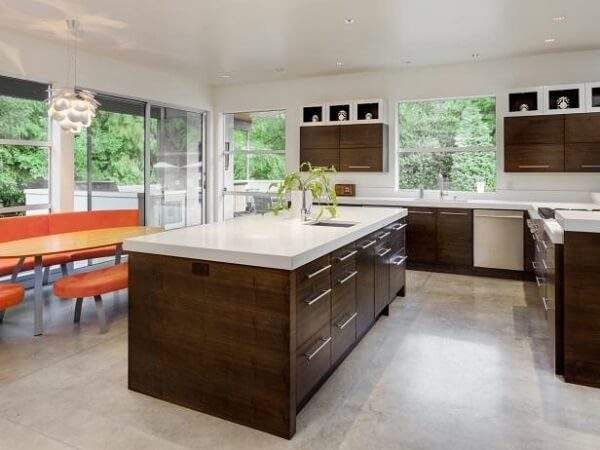 Types Flooring Kitchen Complete Tips Guides