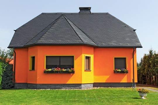 Types Outdoor House Paint Painters Talk Local Blog