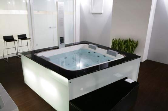 Ultra Modern Spa Bathtubs Hoesch Digsdigs