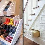 Under Stairs Drawers Home Design