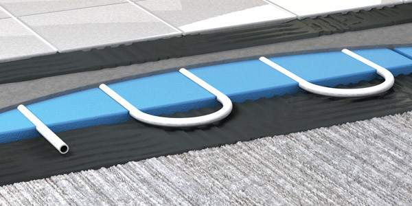 Underfloor Heating Electric Water Homes