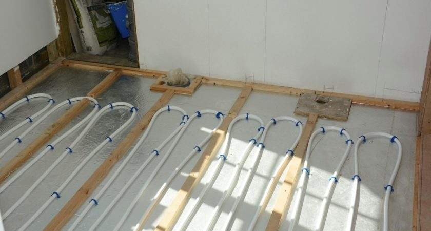 Underfloor Heating Expansion Joints Explained