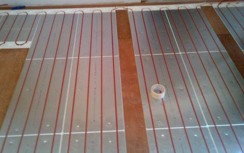Underfloor Heating Kit Laminate Flooring