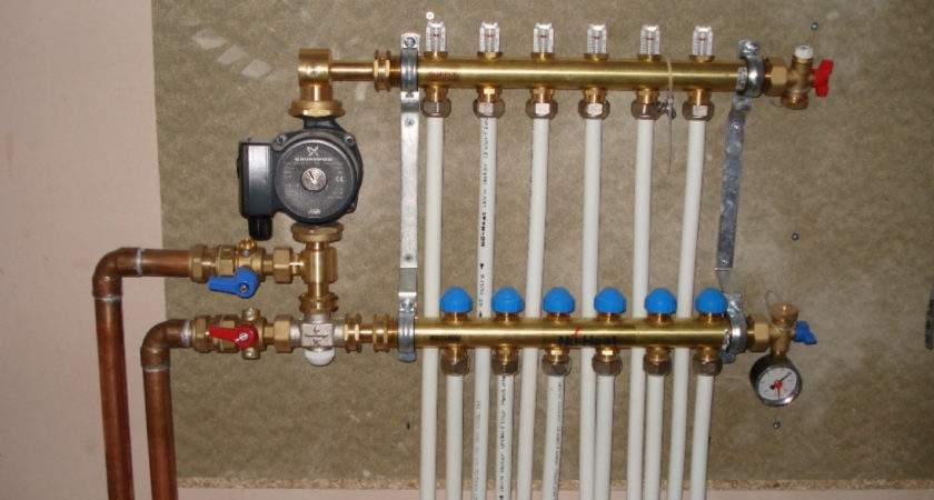 Underfloor Heating Radiators