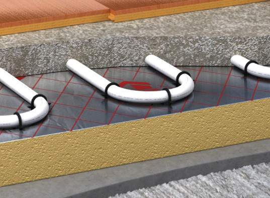 Underfloor Heating Systems Electric Wet