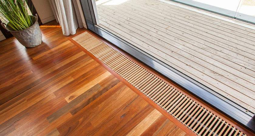 Underfloor Trench Heating Servicing Geelong Ballarat